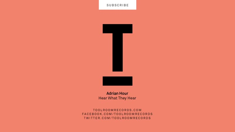 Adrian Hour - Hear What They Hear