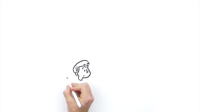 Как общаться с родителями (фломастерная анимация)