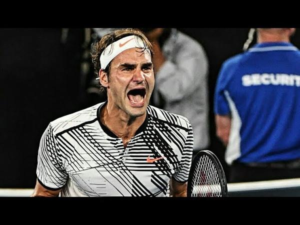 Roger Federer: The Best Clutch Set Ever!?