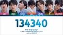 BTS 방탄소년단 134340 PLUTO Color Coded Lyrics Eng Rom Han