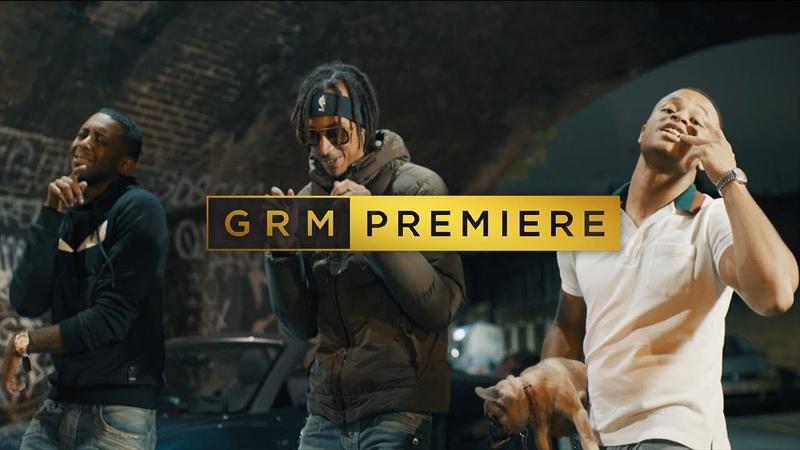 D Block Europe (Young Adz x Dirtbike LB x Lil Pino) - nASSty [Music Video] | GRM Daily