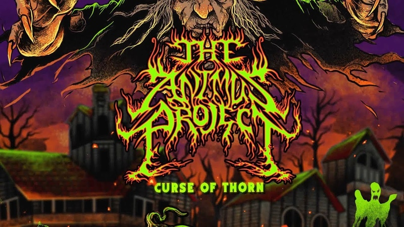 The Animus Project Ft Ben Duerr - Curse Of Thorn OFFICIAL SINGLE STREAM