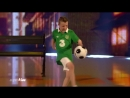 Ball magic by 12 yrs old Ciaran Duffy from Ireland Superkids 1080p 25fps H264 128kbit AAC