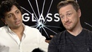 GLASS M Night Shyamalan et James McAvoy en interview