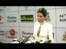 Nia Sharma на ZeeGoldAwards2018!