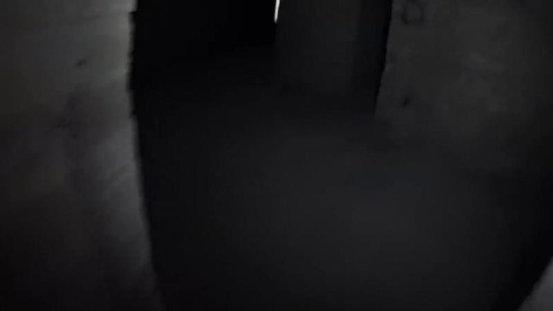 Побег от мутанта в заброшенной психбольнице Спас девушку Мутант напал на нас в