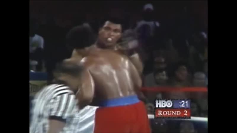 Легендарные бои — Али-Форман (1974) _ FightSpace