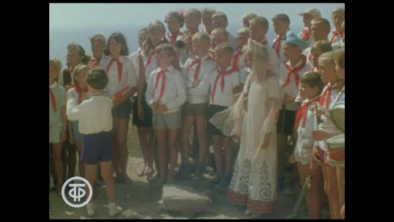 Веселый ветер (И.Дунаевский - В.Лебедев-Кумач). Из фильма-концерта «Билет в детство». ТО Экран, 1969 г.