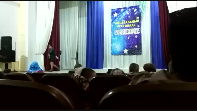звёздочка Анастасия-с народным танцем БАНДАРИ