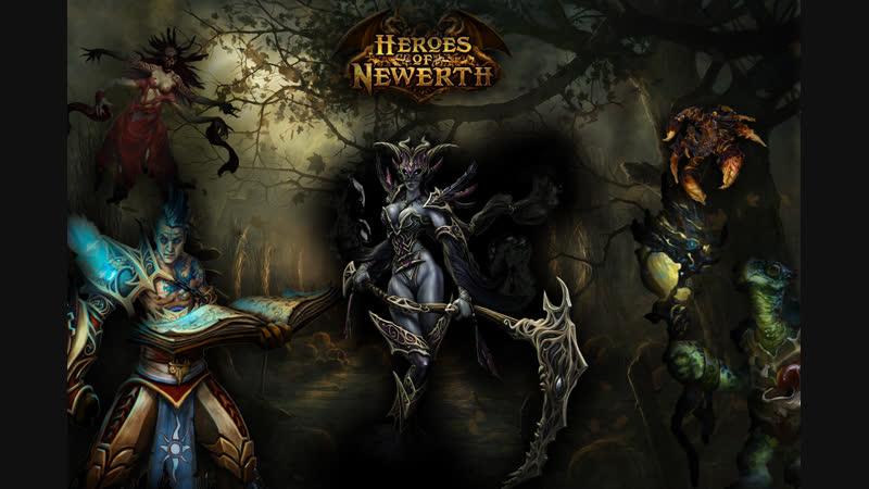 Heroes of Newerth Game Trailer