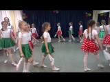 Русский танец. 1 смена 2018 ГОЛ Ансабмль