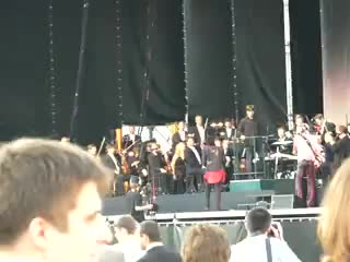 отрывок концерта моей любимой группы SCORPIONS!