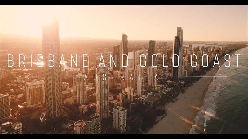 Brisbane from Above | 4K