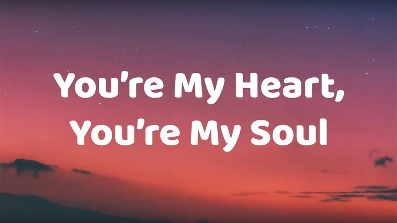 Modern Talking - Youre My Heart, Youre My Soul ( Joyeuse Musique Cover Lyrics ) Best Disco Songs