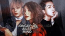 [MASHUP] JONGUP X AILEE X MINO :: Try My Luck / Home / Body