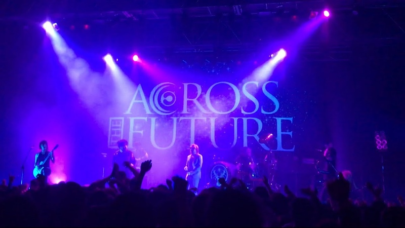 【Live】Crossfaith - Freedom (ft. Rou Reynolds from Enter Shikari)at ACROSS THE FUTURE 2018
