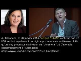 Michel collon : l'amérique n'a pas d'alliés, mais des pions en europe ! (1min42s)