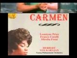 Leontyne Price -Carmen 1963-Bel officier, bel officier. Act 2.