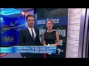 Sebastian Stan visits GMA to promote Captain America 2: The Winter Soldier