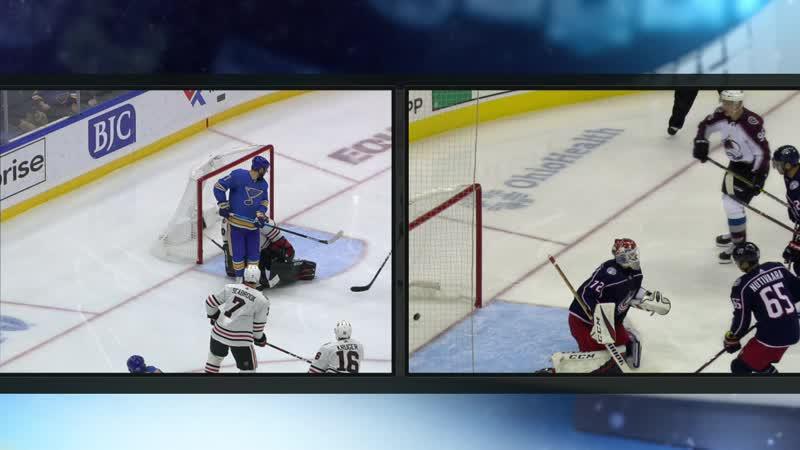 NHL 2018-2019 RS 14.12.2018 Colorado Avalanche - St. Louis Blues