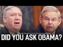 """""""Did You Ask Obama About His Private Meeting With Putin?"""", Mike Pompeo SILENCES Arrogant Dem Senator"""