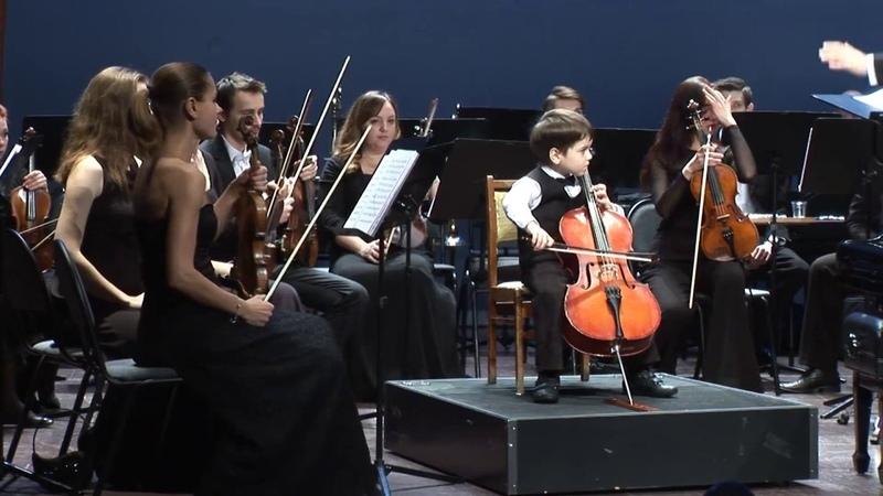 Куликов Борис. А.Вивальди, Концерт C-dur.