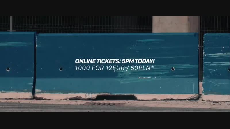 Raceism Tickets online 2019