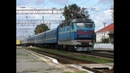 Чс4-183 з №107 Ужгород-Одеса ст.Перехрестове ОДзал. лінія Подільськ-Роздільна