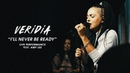 """VERIDIA  """"I'll Never Be Ready"""" feat. Amy Lee [live performance]"""