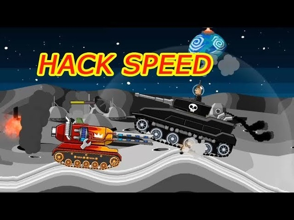 Hills of steel hack speed - MAMMOTH TANK - videos for kids - Games bii