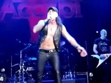 ACCEPT-Winter Dreams (live in Moscow 14.05.2010)