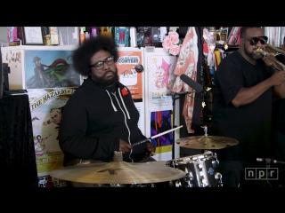 The Roots и Bilal: NPR Music Tiny Desk Concert