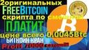 1 bitcoin ЗА 1 ДЕНЬ это реально на АВТОМАТЕ freebitcoin и freedogecoin