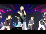 180929 Anpanman BTS 방탄소년단 Love Yourself Tour in Newark Fancam 직캠