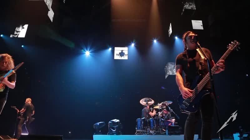 Metallica: Confusion (Albany, NY - October 29, 2018)