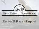 Davis Property Investment Center 5 Plaza Tilt up