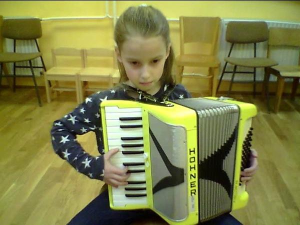 Mamma Mia (ABBA)- accordion cover