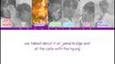 BTS 'Skit Hesitation Fear' Color Coded Lyrics Eng