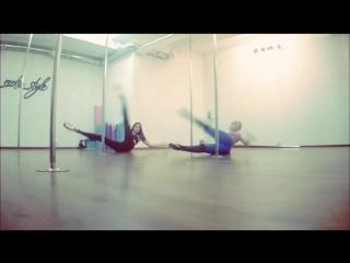 Ольга Претензия. Экзотик Пол дэнс. Exotic pole dance.