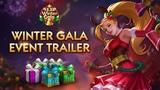 Winter Gala Event Trailer Mobile Legends Bang Bang
