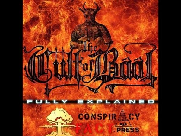 Cult Of Baal Map ENTIÈREMENT EXPLIQUÉE Entretien avec Dylan du projet de cartographie de l'état profond