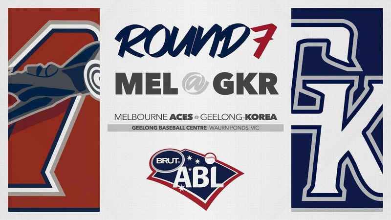 Melbourne Aces @ Geelong-Korea R7 | G2