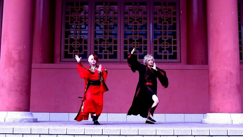 【ヒロアカ】ブリキノダンス 踊ってみた【コスプレ】
