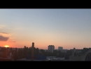 Dawn in Saratov