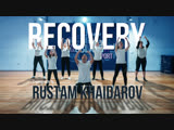 CHOREOGRAPHY BY RUSTAM KHAIDAROV | CONTEMPORARY | JAMES ARTHUR - RECOVERY | OBLAKO