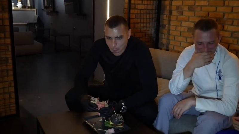 Бургеры по киевски от Евгения Злобина
