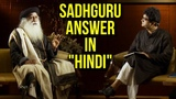 This Time Sadhguru Answer's In