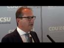 Dramatische Stunden im Bundestag- Seehofer stellt die Machtfrage