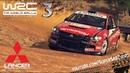 Начало пути короля ралли на Mitsubishi Lancer Evolution 9 🎮 WRC 3 прохождение на русском
