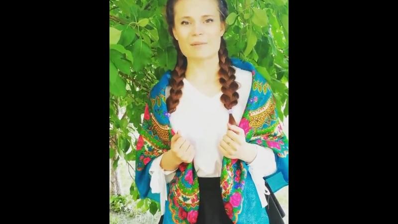 Сибирцева Виктория - «Россия – ты великая держава» (Ираида Мордовина)